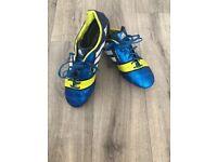 Adidas Nitrocharge 1.0 FG football boots size 8