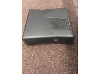 Xbox 360 elite plus two pads and 14 games and 250gb hard drive