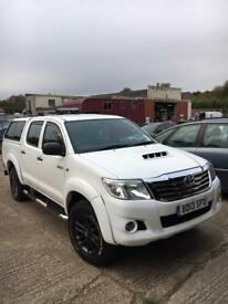 Toyota Hilux for sale 2013 , low mileage