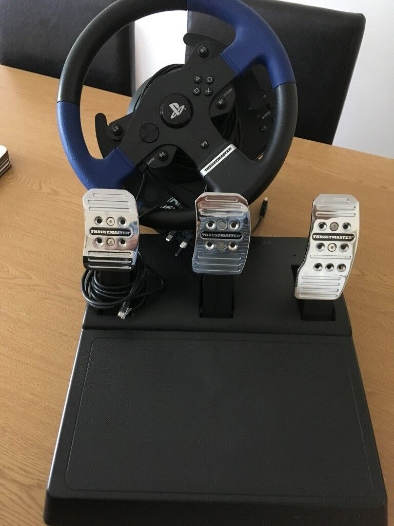 Thrustmaster T150 pro PC / PlayStation | in Beccles, Suffolk | Gumtree