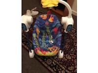 Baby swing & seat fisherprice