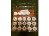 Golf balls arnold Palmers