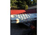 Sterling folding camper 6 berth