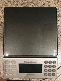 Weightwatchers scales