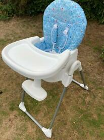 "Babies-R-Us ""Nibble"" High Chair"