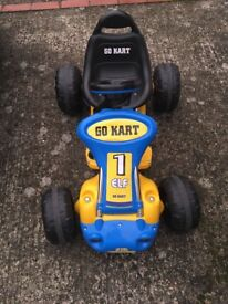 Electric child's sports car,very good condition