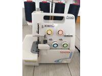 Toyota overlocker SL3304 sewing machine
