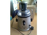 Moulinex electric juicer