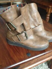 Blowfish boots 5