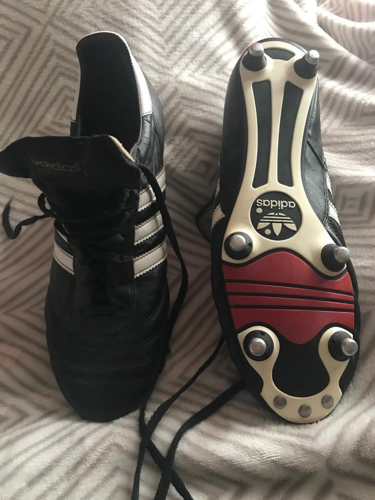 Adidas World Cup football boots size 10