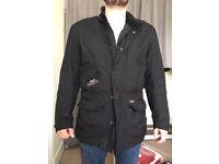 IXS Motorbike jacket for men, with reinforced shoulder pads
