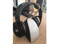 Sennheiser wireless headphones - indoor tv/music use