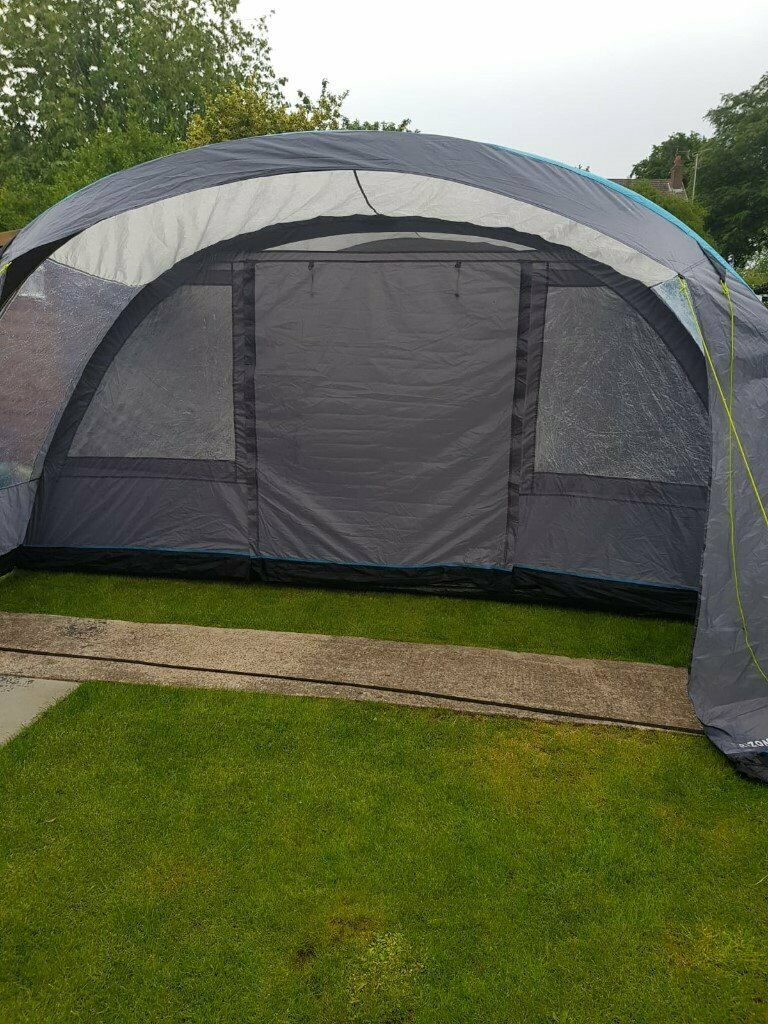 solus horizon 6 air tent used once only | in Newcastle-under-Lyme,  Staffordshire | Gumtree