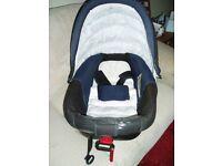 JANE MATRIX BABY CAR SEAT