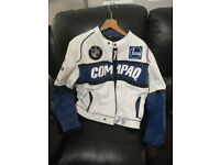 BMW top gear leather jacket