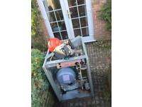 FREE SCRAP OIL BOILER OR FOR PARTS FRITTON NEAR YARMOUTH NR319HB