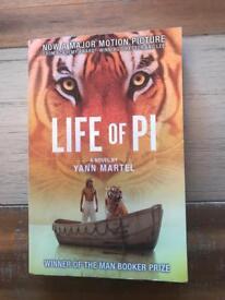 Life of Pi paperback