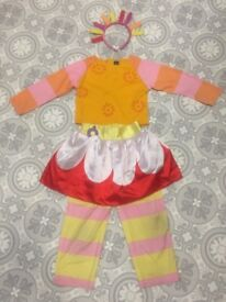 Upsy Daisy costume