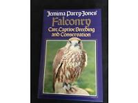 FALCONRY , CARE, CAPTIVE BREEDING AND CONSERVATION