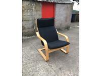 Ikea cumfy armchair