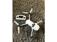 DJI Mavic Pro Alpine White Drone with Combo Pack (Limited Edition)