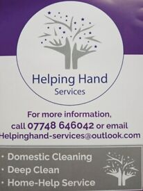 Domestic/Commercial cleaning