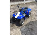 Quad bike 50cc