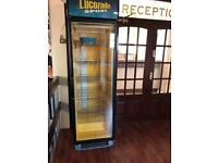 Free Lucozade Fridge (needs fixing)