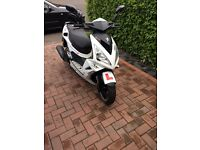 Peugeot scooter 1.25 ice blade