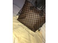 Louis Vuitton Neverfull MM bag