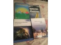 Business Degree Book