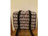 Anorak 'Kissing Stags' cool bag