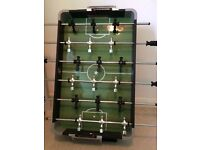 MIGHTY MAST LEISURE MINI KICK TABLE FOOTBALL/FUSEBALL