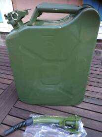 New 20l petrol/diesel Jerry can