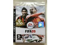 PS3 FIFA 09 GAME