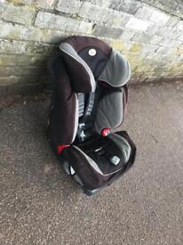 Britax car seat, adjustable £30