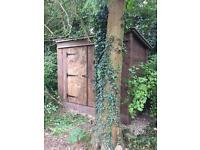 8' x 4' Extremely Sturdy Garden Shed
