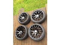 CSL style wheels M359