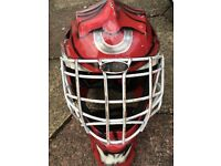 Assorted goalie ice/roller hockey equipment for sale Pick up only
