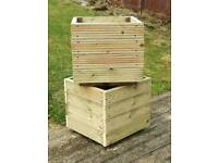 Decking & pallet planters