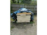 7x Xtratherm Insulation Boards 100mm x 1200mm x 2400mm