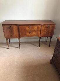 Stunning wooden sideboard £70