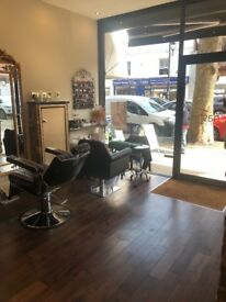 Nail Table for rent in a busy shop in Surbiton