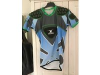 Men's Rugby body armour Small
