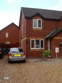 URGENT 2 Bed Semi Detached with 3 parking bays in beautiful village of Horsford