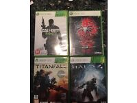 6 Xbox 360 games - excellent condition