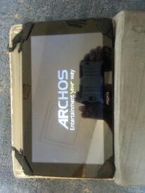 Archos 10iE Neon Black Tablet with Case