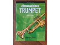 Abracadabra for Trumpet Sheet Music Book: Learn How To Play Method Songs & Tunes