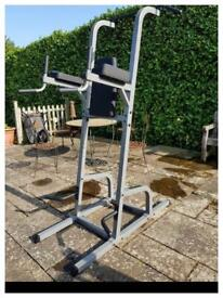 Body-Solid Pull-Up Station Heavy Duty good used condition dismantled ready to collect millbrook oos