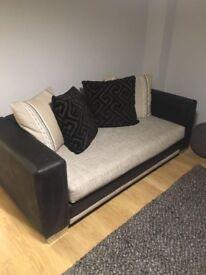 DFS Two Piece Sofa
